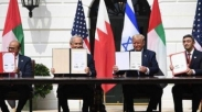 Bahrain Damai Dengan Israel, Dua Negara Ini Malah Sebut Pengkhianatan