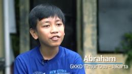 3 Tahun Ditinggal Sendiri di Rumah Bikin Abraham Merasa Tidak Disayang