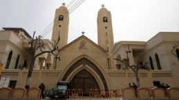 Dituduh Nista Agama, Gereja Koptik Mesir Ini Diserang Sekelompok Orang