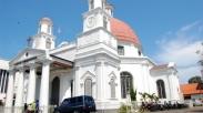 Kondisi Gereja Blenduk Mulai Mengkhawatirkan