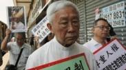 Umat Kristen di Hongkong Protes Penindasan Agama di China