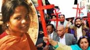 Bebas Dari Hukuman Mati Kasus Penodaan Agama, Asia Bibi Ke Luar Pakistan Mencari Suaka