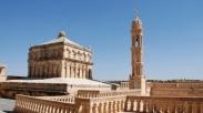Gereja Kuno Ini Terkena Imbas Bom Bunuh Diri