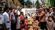 Gereja Katolik Santo Petrus Diresmikan Bupati dan Keuskupan Sekadau