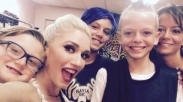 Gwen Stefani: Anak Kecil Ini Jawaban Doa Saya