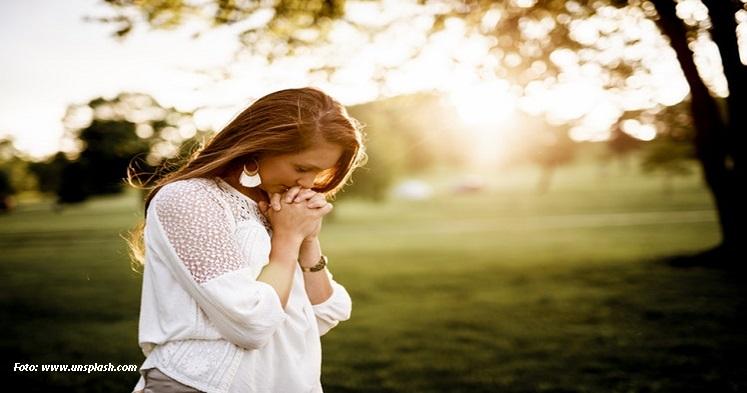Sikap Doa yang Benar