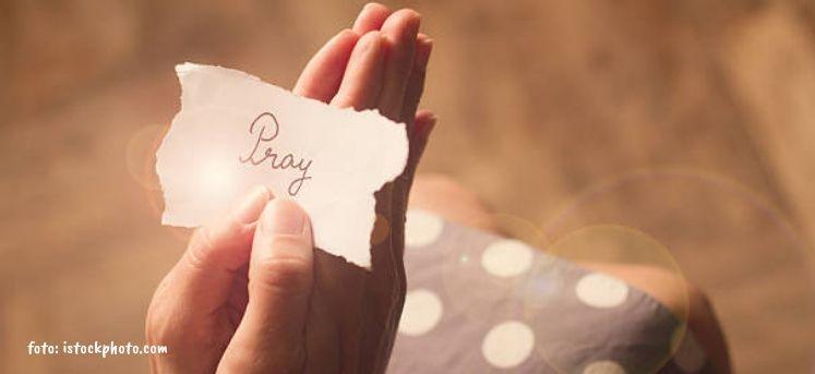 Tetap Berdoa Sampai Mujizat Datang