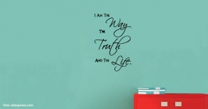 Tulisan Tuhan di Dinding yang Menjamah Hatiku