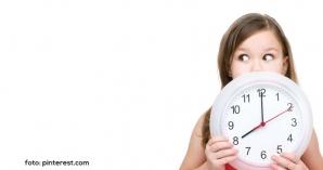 Pentingkah Manajemen Waktu Bagi Anak?