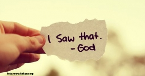 Tuhan Mengawasi di Tengah Tragedi