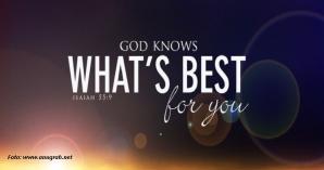 Memahami Maksud Tuhan