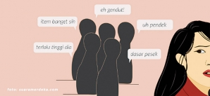 Korban Body Shaming? Baca Ayat Ini!