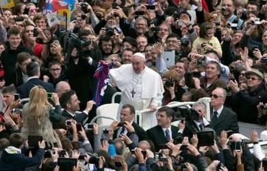Paus Fransiskus: Legalisasi Narkoba Bukan Solusi