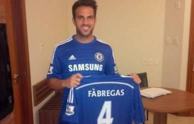 Fabregas : Chelsea Adalah Pilihan Terbaik