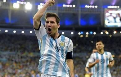 Menang atas Nigeria, Messi Berasal Dari Jupiter?
