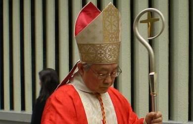 Kardinal Zen Kritik Rencana Pro-Demokrasi Hong Kong