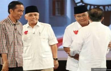 Dua Hari Jelang Pilpres, Indonesia Bebas Kampanye