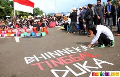 'Bhineka Tunggal Duka', KontraS Berikan Raport Merah ke SBY