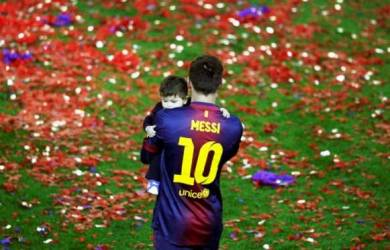 Cari Dukungan, Warga Israel Gunakan Messi dan Barcelona