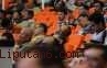 Usai Arahan SBY Peserta Rakornas Pilpres Tertidur