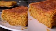 Resep Cake Wortel Super Sehat