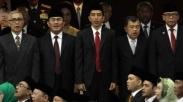 Doa, Surat, dan Tumpeng Iringi Pemerintahan Jokowi