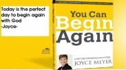 Review Book: You Can Begin Again