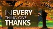 Pernahkah Kamu Mengingat Kebaikan Tuhan? Rayakanlah Dengan Ucapan Syukur…