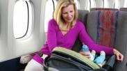 Tips Aman Bepergian Bersama Bayi