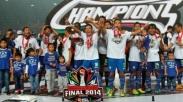'Maung Bandung' Kantongi Tiket Playoff Liga Champion Asia