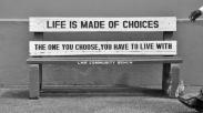 Pilihanmu Menentukan Takdirmu!