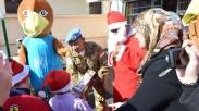 TNI di Lebanon, Jaga Perdamaian Sambil Wujudkan Kasih Natal