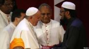 Di Sri Lanka, Paus Fransiskus Bebaskan 612 Tahanan?