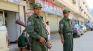 Bentrok, Warga Perbatasan Myanmar Berlindung di Gereja