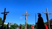 Jelang Paskah, Manado Suguhkan Nuansa Religius