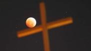 Keunikan Gerhana Bulan di Malam Paskah