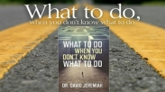 Book Review: What to Do When You Don't Know What to Do