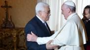 Paus Fransiskus Tidak Sebut Mahmoud Abbas Malaikat Perdamaian