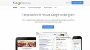 5 Langkah Mudah Promosi Bisnis Gratis di Google