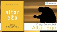 Book Review: Altar Ego, Becoming Who God Says You Are