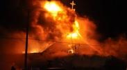 Terungkap Motif Kebakaran 6 Gereja Kulit Hitam di Amerika
