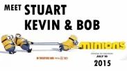 Minions: Jejak Petualangan Bob, Kevin, dan Stuart