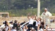 Pernyataan Paus Fransiskus Ini Tuai Kritik Tajam dari Organisasi Yahudi