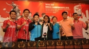 Jadwal Pertandingan Kejuaraan Bulu Tangkis Dunia Hari Ini