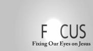 Fokus Pada Visi Tuhan