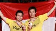 Selamat! Ahsan/Hendra Juara Dunia Bulu Tangkis