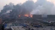 Bencana Tianjin, Relawan Katolik Bantu Para Korban