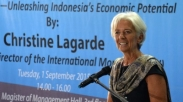 Sambangi Indonesia, Ini Saran IMF Hadapi Krisis Ekonomi Global