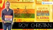 Roy Christian, Tembus Omset Ratusan Juta Rupiah dari 'Kata-kata'