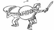 'Warriors' atau 'Worriers'?